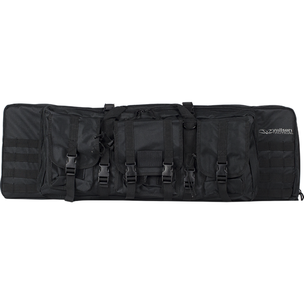 "Valken 42"" Double Airsoft Case Black (GB42DBV)"