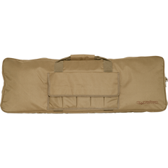 "Valken 42"" Single Airsoft Case Olive Drab (GCS42TAN) / Airsoft Rifle Cases - Iceberg Army Navy"