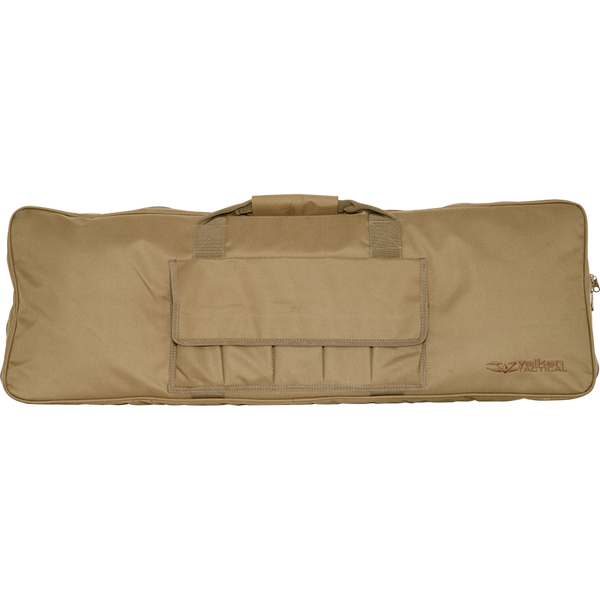 "Valken 36"" Single Airsoft Case Tan (GCS36Tan)"