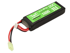 Valken Lipo Mini Brick 11.1v 1600mAh (BATLB111600V) / LiPo Battery - Totowa Airsoft