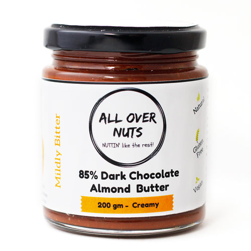 85% Dark Chocolate Almond Butter