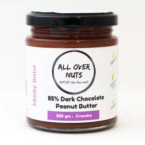 99% Dark Chocolate Peanut Butter