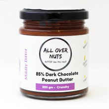85% Dark Chocolate Peanut Butter