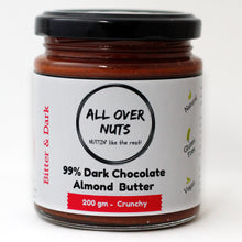 99% Dark Chocolate Almond Butter
