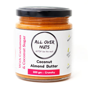 Coconut Almond Butter