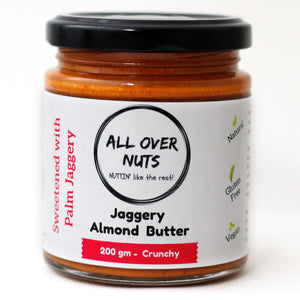 Jaggery Almond Butter