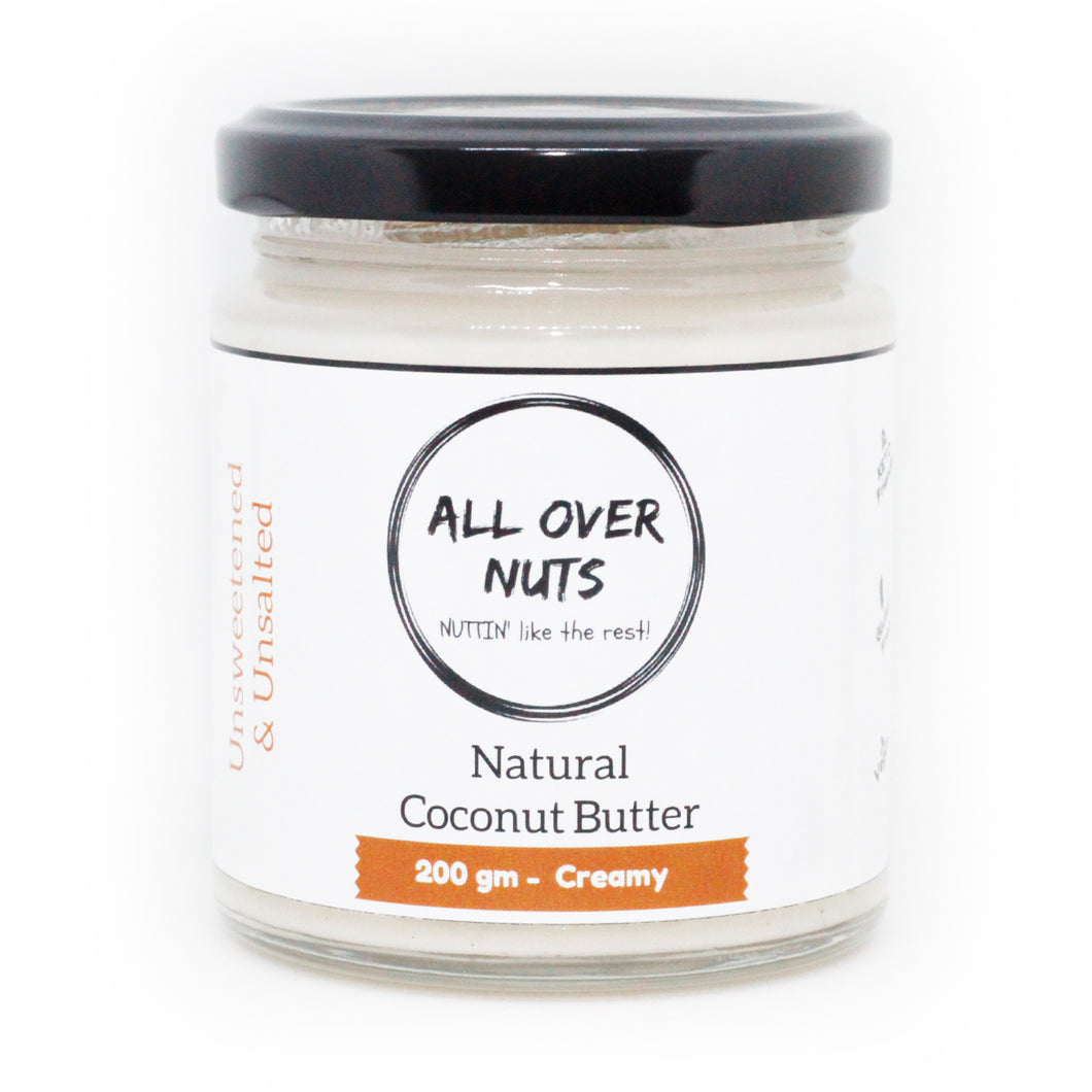 Natural Coconut Butter
