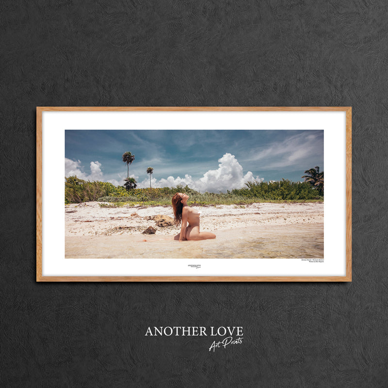 Another Love Art Prints - Denisse Maciel Print 8a