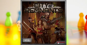 City of Remnants (Version Anglaise)