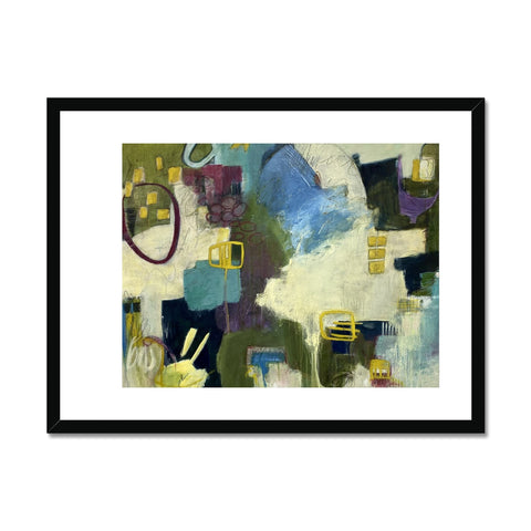 Afternoon Delight Framed & Mounted Print
