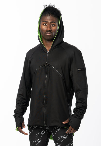 THE MEGA WRAP HOODIE JACKETS, ACTIVE WEAR WORKOUT CLOTHES