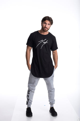 Men's Casual Long Tee