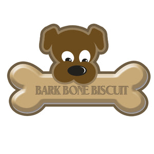Bark Bone Biscuit