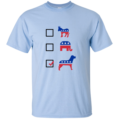 Vote Dogs T-Shirt
