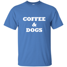 Coffee & Dogs T-Shirt