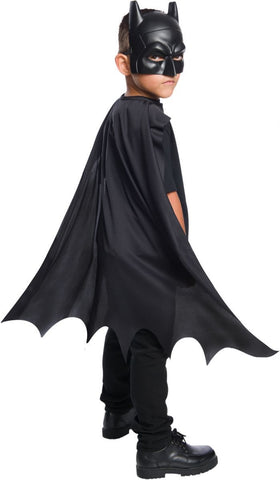 BATMAN CHILD CAPE W/MASK
