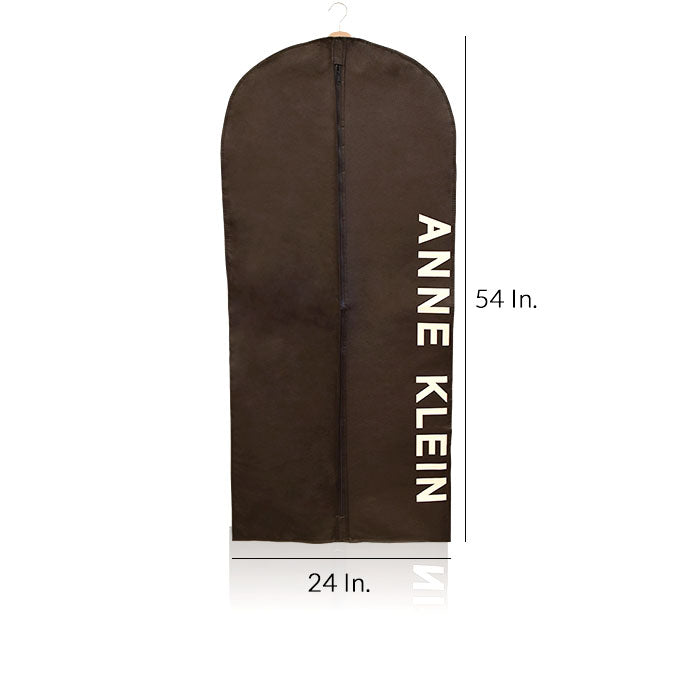 "Zippered Garment Bags With Printing 80GSM PPNW - 24""W X 54""L"