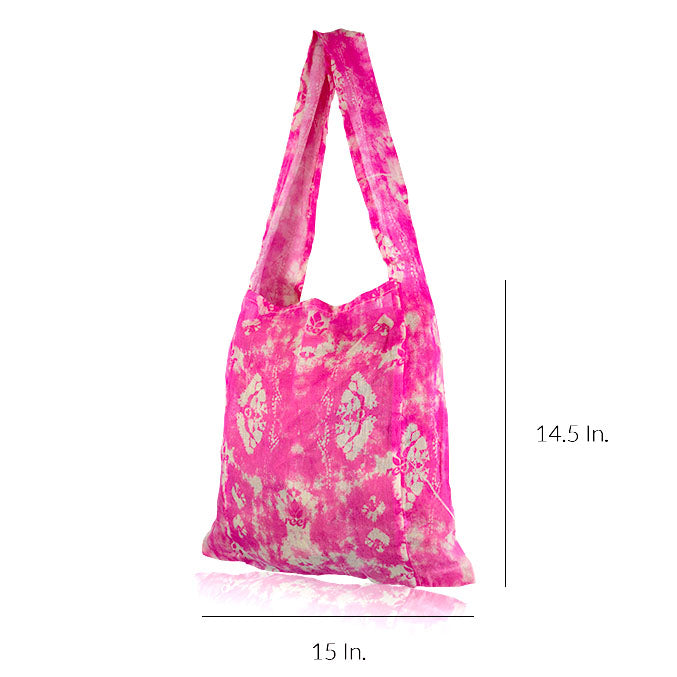 "Custom Printed Cotton Tote Bags - 15""W X 14.5""H"