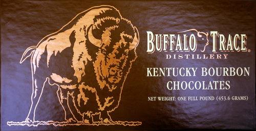 16 OZ Buffalo Trace Bourbon Chocolates