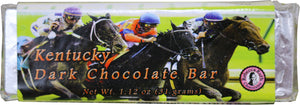 Case of 80 count Rebecca Ruth Dark Chocolate Race Horse Bars