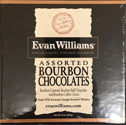 Candy Special! 8 oz Evan Williams Single Barrel Assortment
