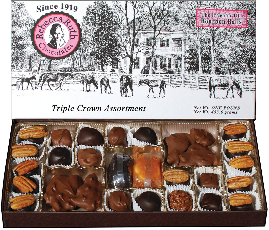 16 oz Triple Crown Assortment