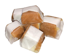 Bourbon Caramels With Sea Salt - 20 count bag