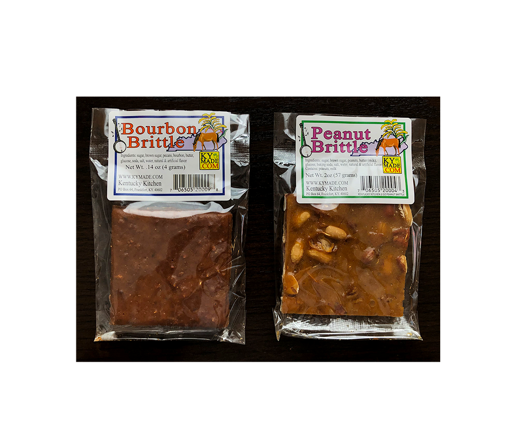 Brittle Bundle! Your choice of 3 brittles!