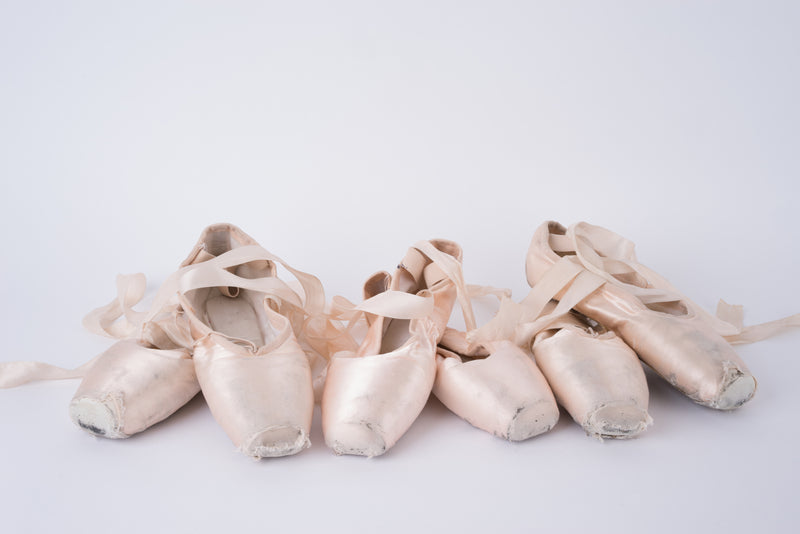 HOW TO TAKE CARE OF YOUR POINTE SHOES