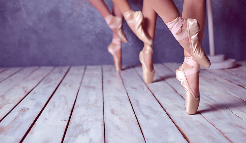 Q & A SESSION: FIRST PAIR OF POINTE SHOES