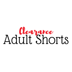 Clearance Adult Shorts