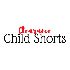 Clearance Child Shorts