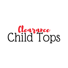 Clearance Adult Tops
