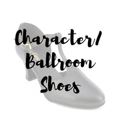 Character/Ballroom Shoes