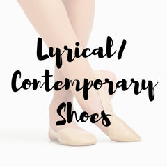 Lyrical/Contemporary Shoes