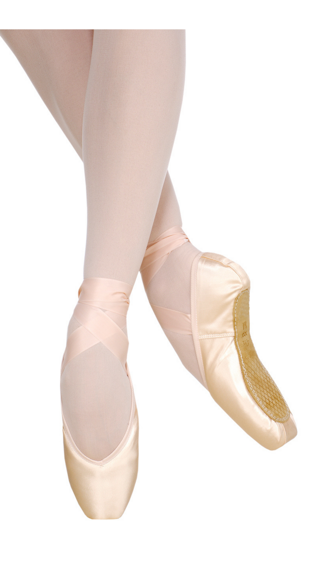 Maya Pointe Shoe - Medium Shank (M)