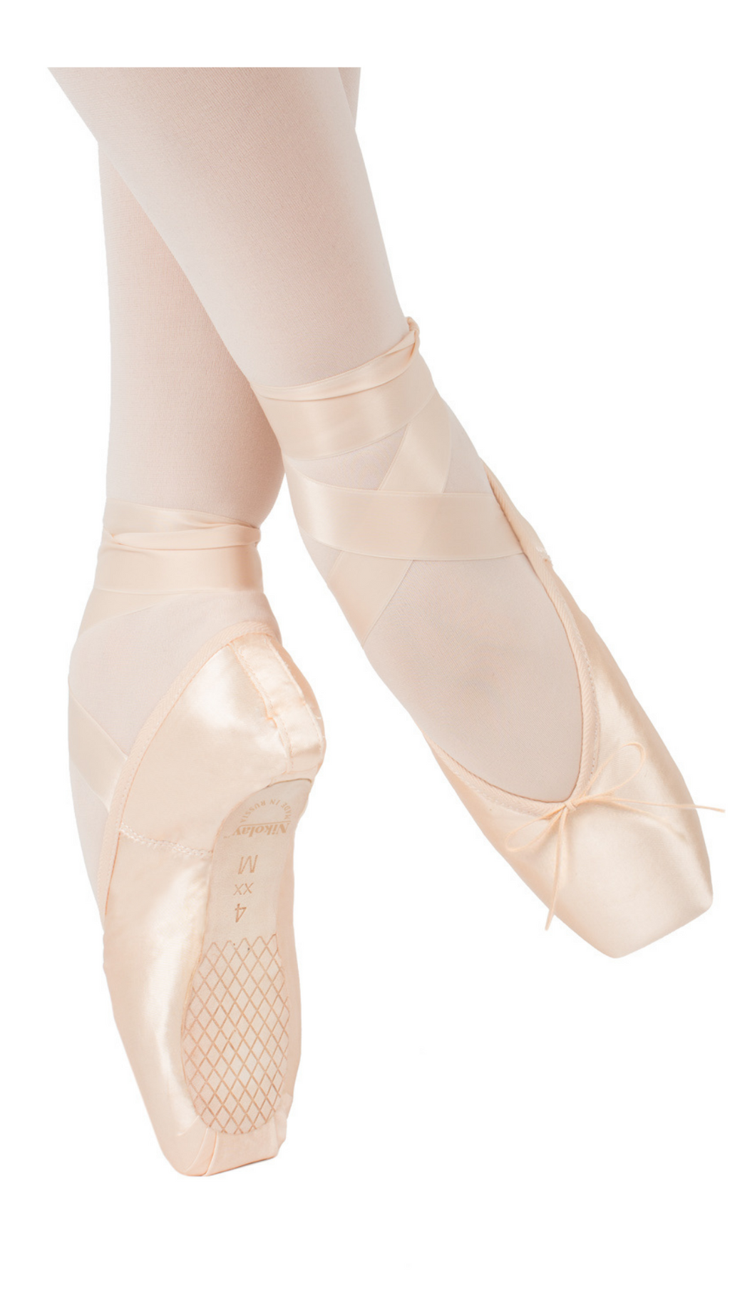 Fouette Pointe Shoe - Medium Shank