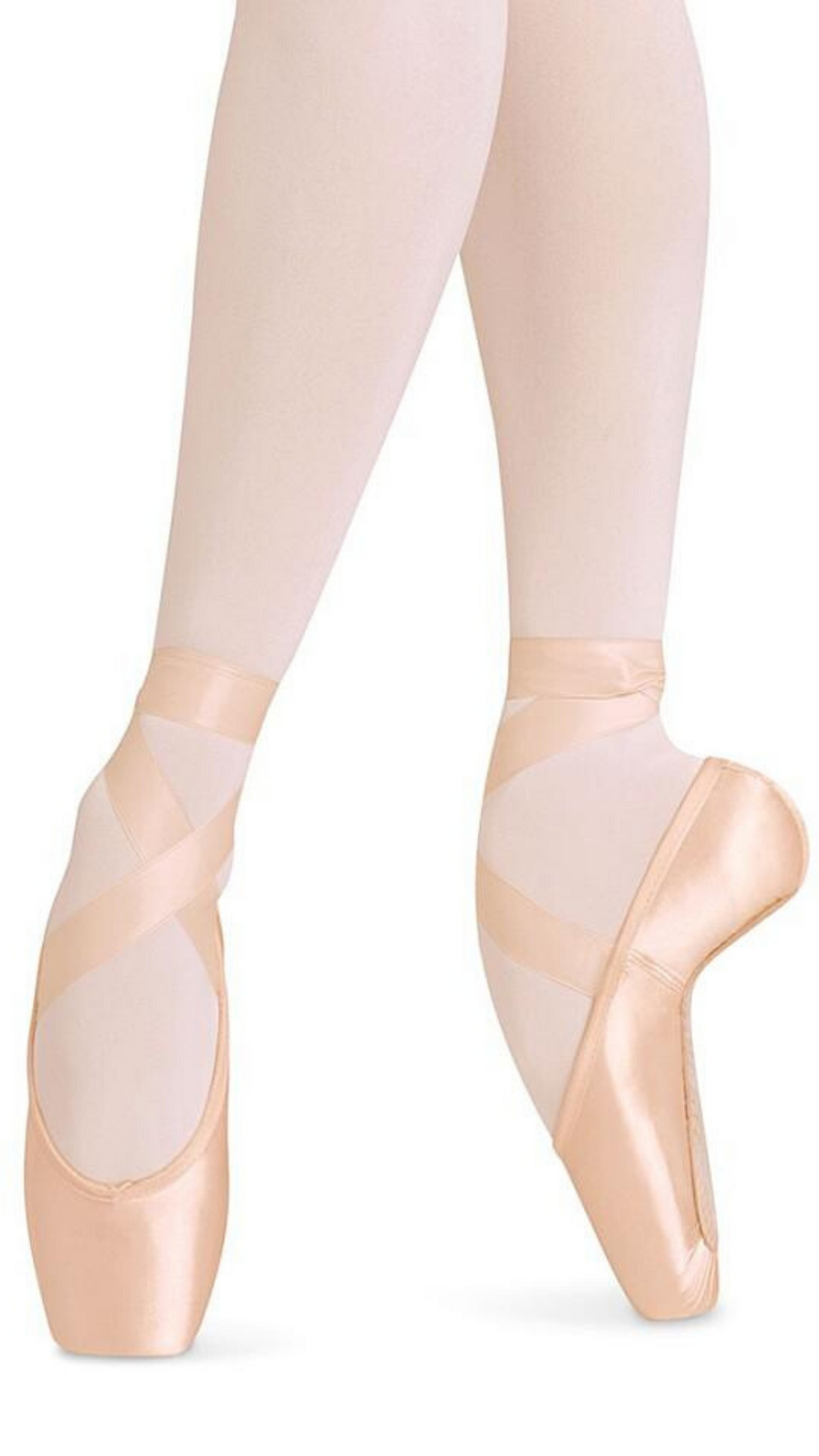 European Balance Pointe Shoe ES0160L