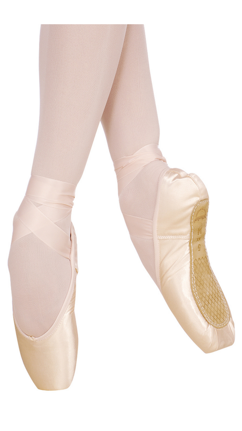 3007 Pointe Shoe Soft Shank (SS)