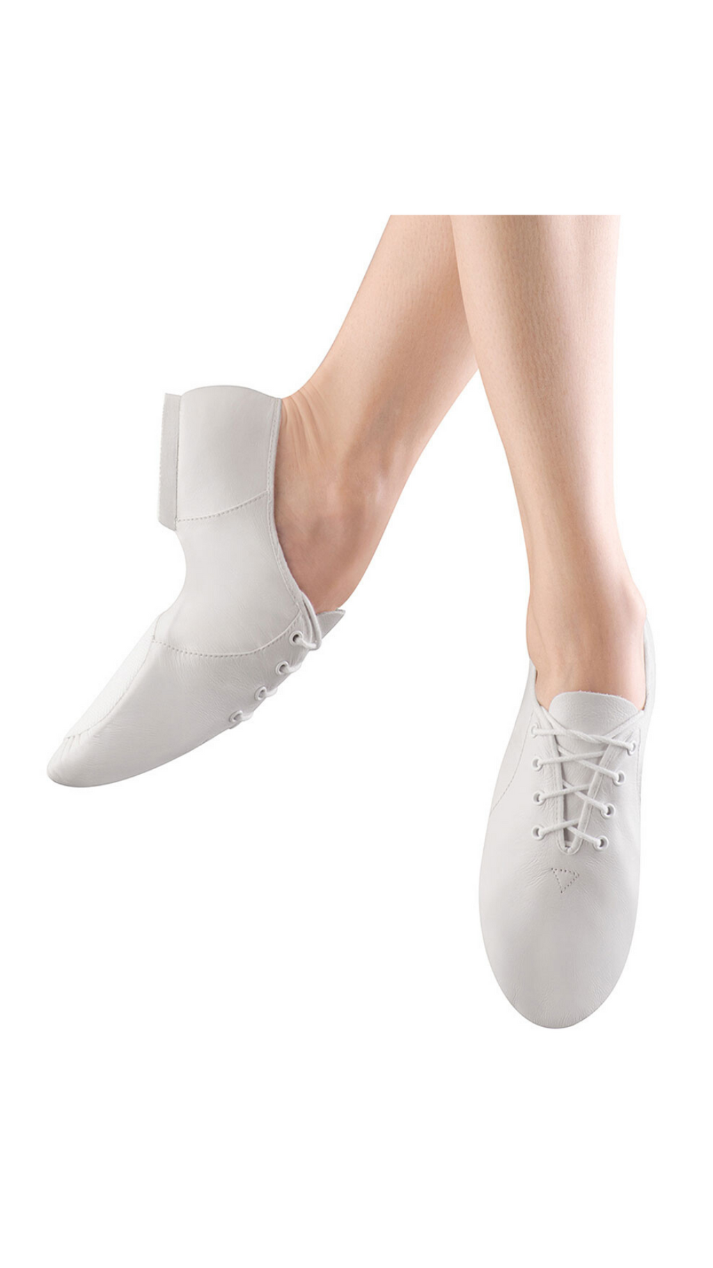 Jazz Soft Lace Up Leather Jazz Shoes S0405L-Adult | (ONLINE ONLY PRICING)