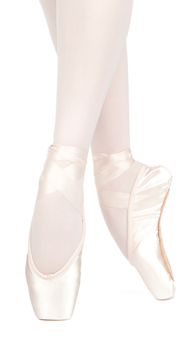 Lumina Pointe Shoe - Vamp 3 - Hard Shank