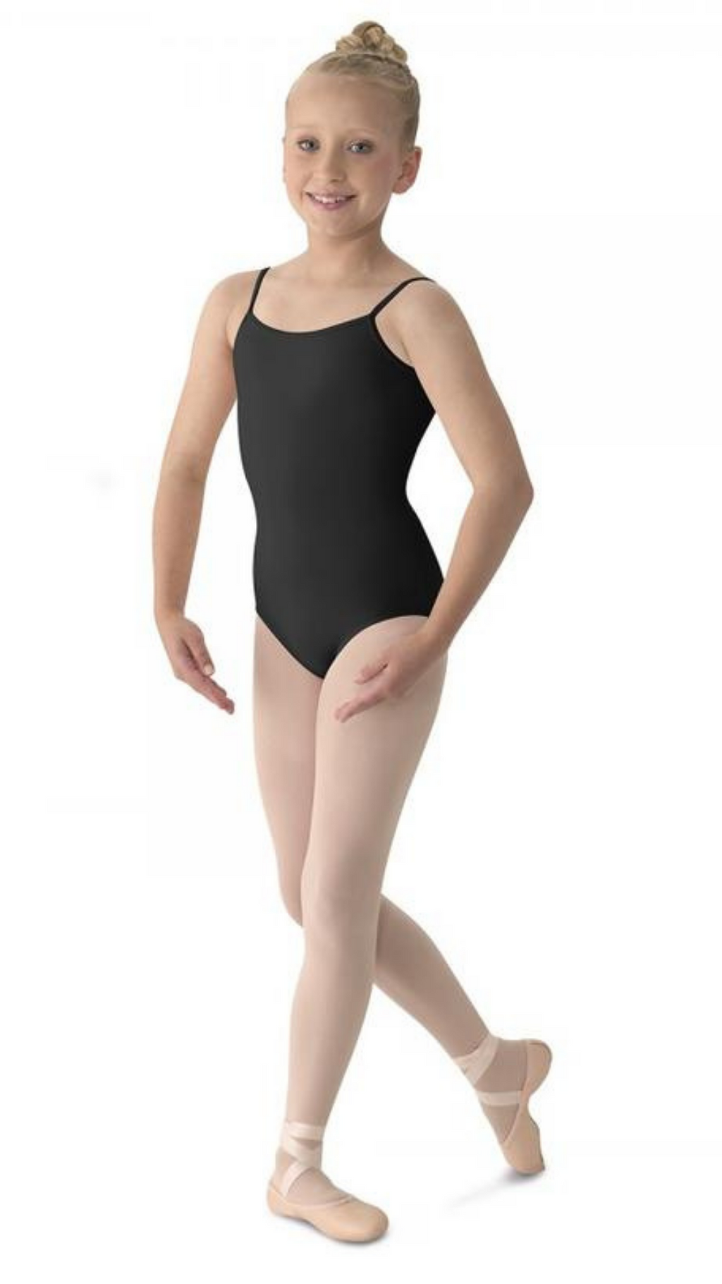 Scoop Front Leotard M201C