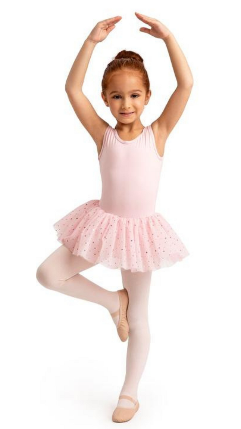 Keyhole Back Tutu Dress 11728C