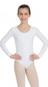 Nylon Long Sleeve Leotard TB134C