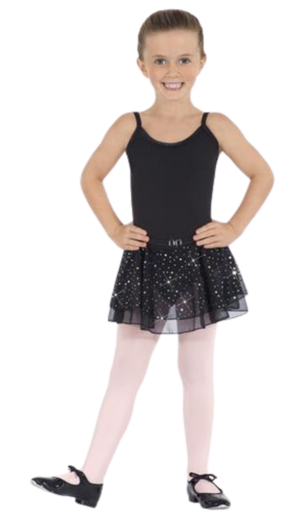 Camisole Leotard with Sparkle 0205C