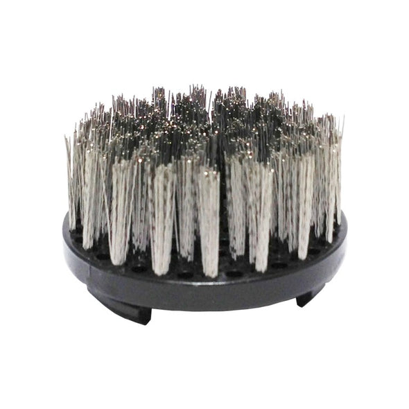"SonicScrubber - Professional 1.5"" Metal Brush"