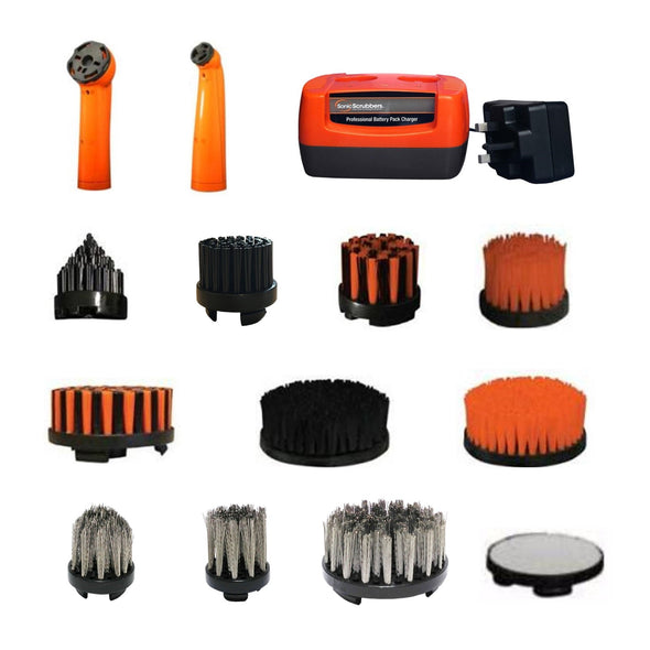 Professional Accessories (Contact us for Stock)