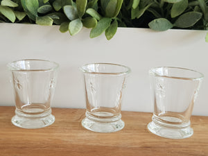 Bee Shot Glass Set