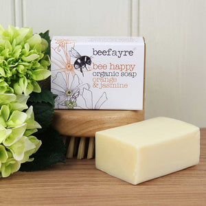 Bee Happy Soap