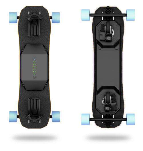 LEIF Youth ESnowboard